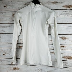 Womans NIKE pro pullover size SMALL